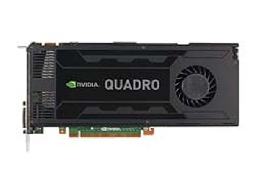 NVIDIA QUADRO K4000 3GB Anschlüsse: 1x DVI-I dual link und 2x DP, 1x 6pin 12V Stecker, PCIe x16, ohne Adapter für Fujitsu Celsius C620, M720, R920, W520power, W530power