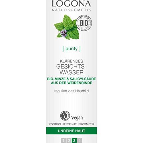 Logona Bio klärendes Gesichtswasser (2 x 125 ml)