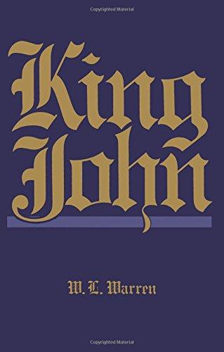 King John (English Monarchs) (Volume 11)