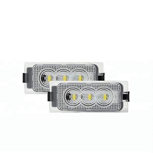 bester Test von renault megane grandtour gt 2 x TOS-Modul LEDSMD-Kennzeichenleuchte (307REN)