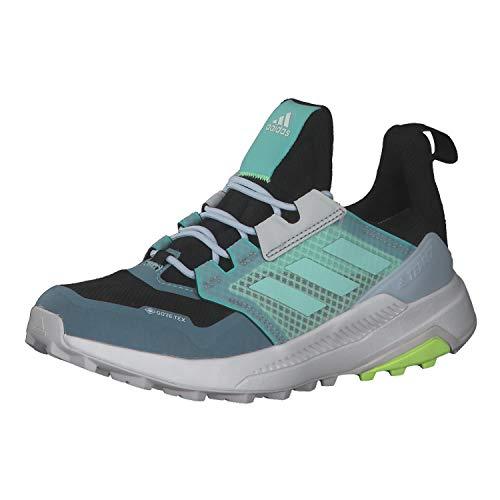 adidas Terrex Trailmaker GTX W, Zapatillas de Senderismo Mujer, NEGBÁS/MENCLA/MENACI, 40 2/3 EU