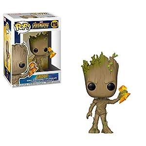 Funko Pop Groot con StormBreaker (Los Vengadores: Infinity War 416) Funko Pop Los Vengadores