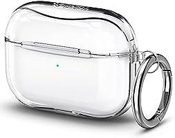 Spigen Apple AirPods Pro Kılıf Ultra Hybrid / Crystal Clear - ASD00541