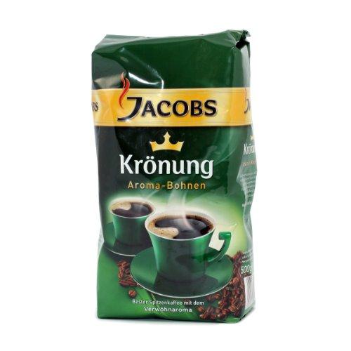 Jacobs Krönung Aroma Kaffee Bohnen 12x500 gr.