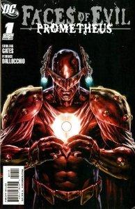 Faces of Evil Prometheus #1