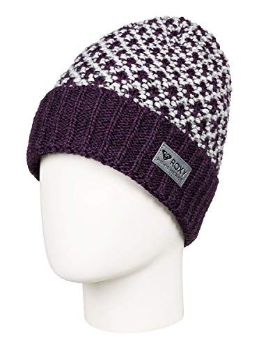 Roxy Damen Mütze Snowy Betty - Mütze, Very Grape, 1SZ, ERJHA03565