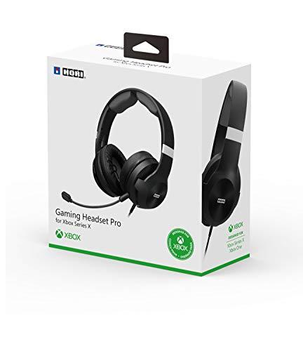 HORI Cuffie Pro da Gaming per Xbox Series X/S - Ufficiale Microsoft - Xbox One