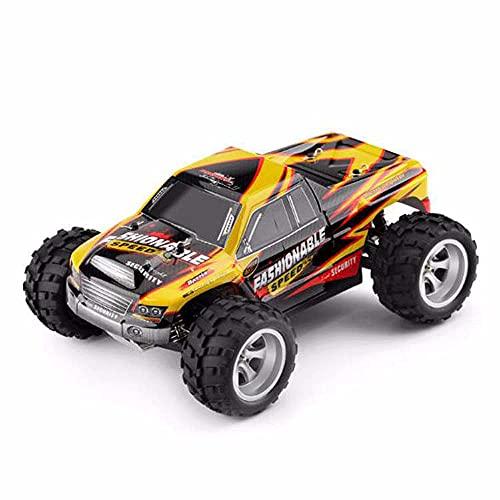 KGUANG Bigfoot Impermeable 4WD 40 km/h RC Car Off-Road 1:18 Escala de Alta Velocidad Drift 2.4G Buggy de Control Remoto Niño Adulto Vehículo de competición al Aire Libre Juguete para niños Regalo de