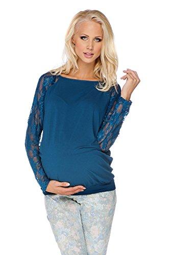 My Tummy Blouse de maternité et Grossesse Ellie Sarcelle S (Petite)