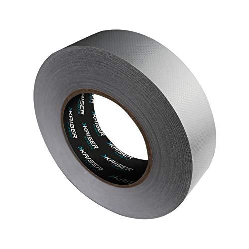 KAISER plastic® Bande anti-poussière - Pour plaques alvéolaires et plaques alvéolaires - Largeur : 38 mm - Longueur : 33 m - La bande de fermeture parfaite des bords.