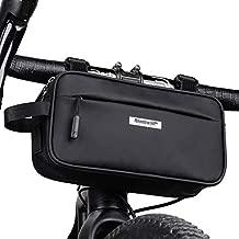 Rhinowalk Multifunction Bike Handlebar Bag Front Bag Bicycle Frame Bag Waterproof Shoulder Bag Handbag Waist Bag