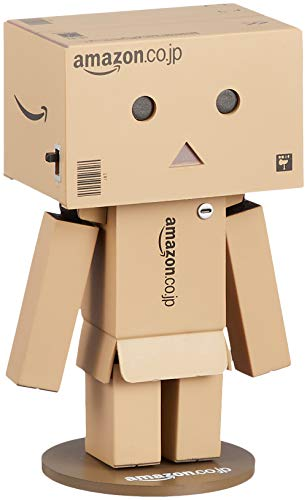 Revoltech Danboard Mini Yotsuba&! Action Figure Amazon.co.jp Box Version(2013 model)