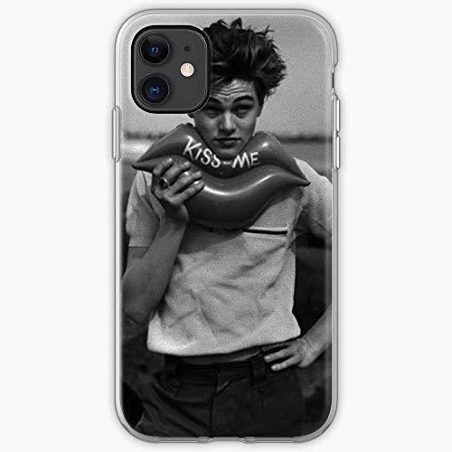 Jack Titanic Dawson Leo Dicaprio Leonardo Phone Case for All of iPhone 12, iPhone 11, iPhone 11 Pro Max, iPhone XR, iPhone 7/8 / SE 2020 7/8 Plus 6/6s Plus Samsung S10 Plus S10 S20 5G