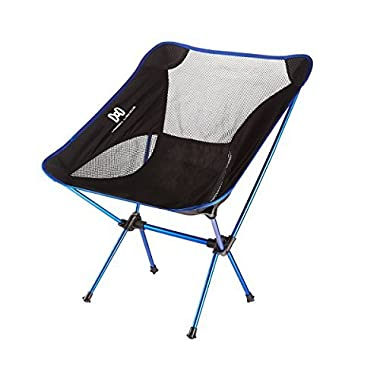 Moon Lence Outdoor Ultralight Portable Folding Chairs Carry Bag Heavy Duty 242lbs Capacity Camping Folding Chairs Beach Chairs