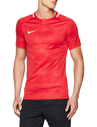 Nike Herren Dry Challenge II Trikot, University Red/White, L