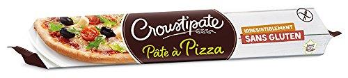 Croustipate Pâte à Pizza sans Gluten 260 g