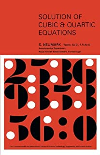 Solution of Cubic and Quartic Equations