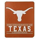 Northwest NCAA Texas Longhorns 50x60 Fleece Control DesignBlanket, Team Colors, One Size (1COL031030036RET)