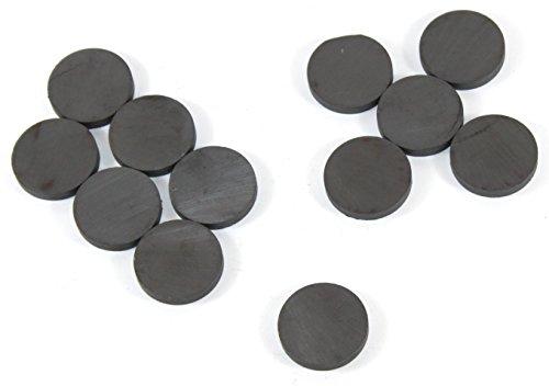K&B Vertrieb Aimants 12 x Tableau Aimants – K & B Distribution Aimants De Réfrigérateur Flip Chart magnétique Concentré 315
