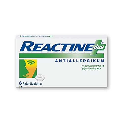 Johnson & Johnson GmbH (Otc) -  Reactine duo