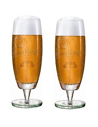 Bicchiere Calice Birra Pilsner Urquell cl. 50 Set 2 Pz.