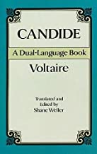 Candide: A Dual-Language Book (Dover Language Guides French)
