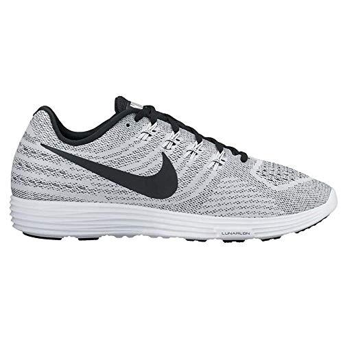 Nike Damen WMNS Lunartempo 2 Laufschuhe, Weiß (White/Black), 37.5 EU
