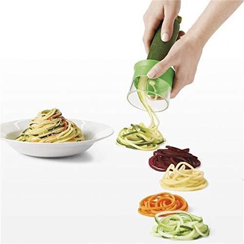 TTLIFE Spiral Slicer for Fruit and Vegetable