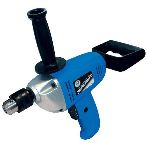 Silverline 600 Foret mélangeur à faible vitesse 123557 240 V