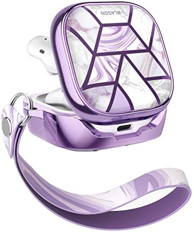 i Blason Cosmo Series Designed for Galaxy Buds Live Case 2020 360 Protective Stylish Buds Live product image