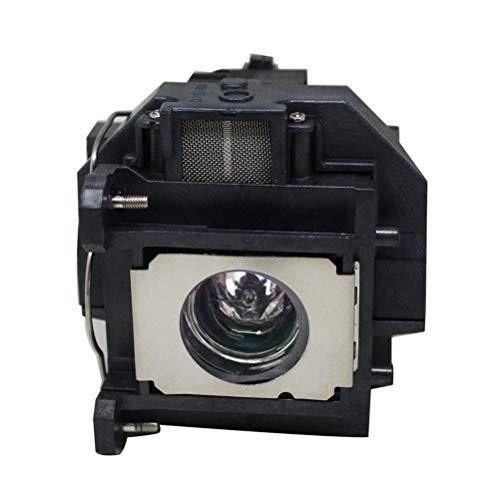 Starlight Lampara Proyector ELPLP57 V13H010L57 Compatible con Epson EB-440W EB-450W EB-T450WI EB-T455WI EB-460 H318A H343A PowerLite 450W PowerLite 460 Bombilla