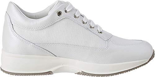 Lumberjack Raul, Sneaker Donna, Bianco (White Carnum), 41 EU