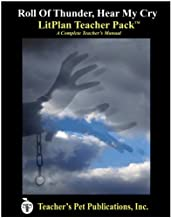 Roll Of Thunder, Hear My Cry LitPlan - A Novel Unit Teacher Guide With Daily Lesson Plans (Paperback)