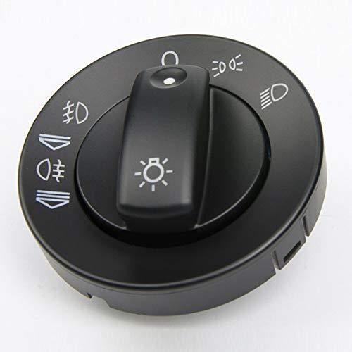 RuYunLong 2 unids/Set Kit de reparación de Interruptor de luz antiniebla para Faros Delanteros/Apto para -Audi A4 S4 8E B6 B7 2000-2007 /