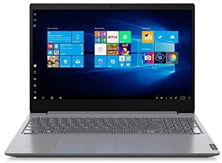Lenovo Notebook (15,6 Zoll FHD), i5-1035G1 Intel Quad Core 4 x 3.60 GHz, 8 GB DDR4 RAM, 512 GB SSD, HDMI, Intel UHD Grafik, HD Webcam, Windows 10 Pro