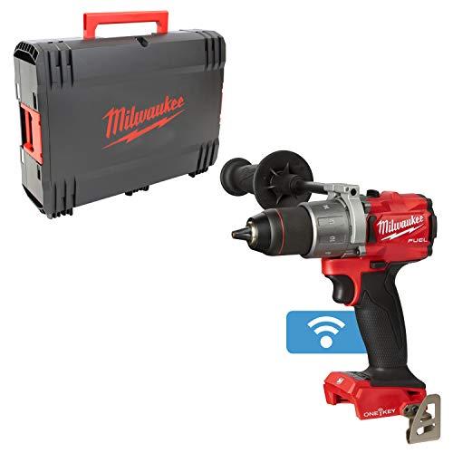 Milwaukee 4933464524 M18ONEDD2-0X - Taladro atornillador (18,0 V, sin batería, 18 V)