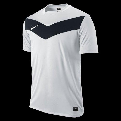 Nike Herren Kurzärmliges Trikot Victory GD, White/Black/White, XXL, 413146-100
