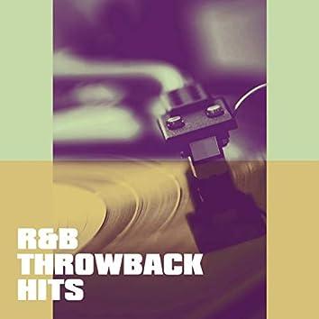 R&b Throwback Hits