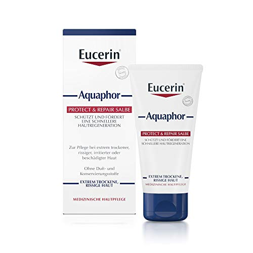 Eucerin Aquaphor Protect & Repair Salbe, 45 ml Fettsalbe