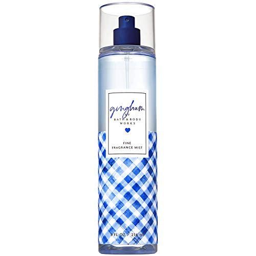 Bath and Body Works Duftspray Gingham, fein, 236 ml