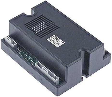 Ficha eléctrica para lavavajillas DS50 L 117 mm LAR. 96 mm con contenedor H 43 mm con. 1 ud. Adecuado : Dihr, Kromo Artículo en chisko it: 596714