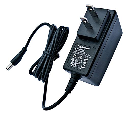 UpBright New 12V AC/DC Adapter Compatible with Obihai OBi100 OBi110 OBi200 OBi202 OBi300 OBi302 OBi504 OBi504vs OBi508 OBi508vs Voice Service Bridge VoIP Telephone Adapter 12VDC Power Supply Charger