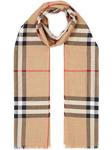 BURBERRY Luxury Fashion Damen 8018468 Beige Schal | Jahreszeit Permanent