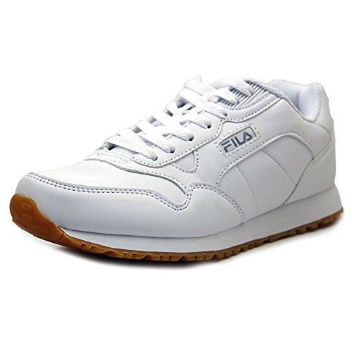 FILA Damen Cress Herren Sneaker, (Weiß/Hris/Gum), 38 EU
