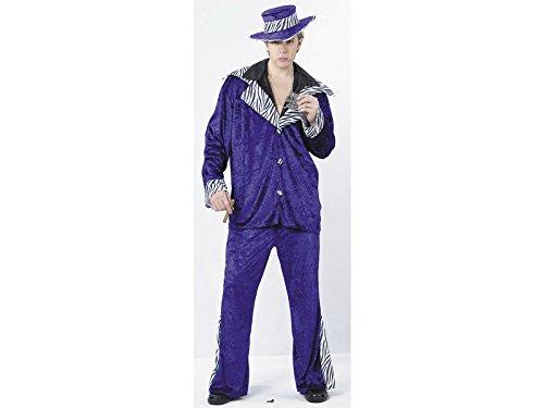 JUGUETILANDIA Disfraz Chulo Hombre Talla XL