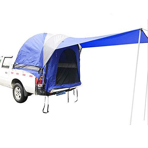 MQQ Outdoor-Pickup Zelt Tourist Zelt baut Freizeit Zeltdach Autozelt wasserdichtes Dachzelt