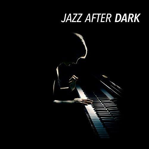 Easy Listening Instrumentals, Lounge Piano Music Cafe After Dark & Romantic Sax Instrumentals