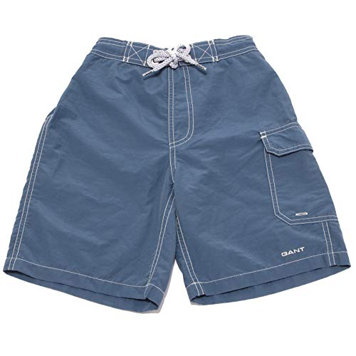 GANT 88076 costume boxer mare bermuda bimbo shorts swimwear kids [7 YEARS/M]