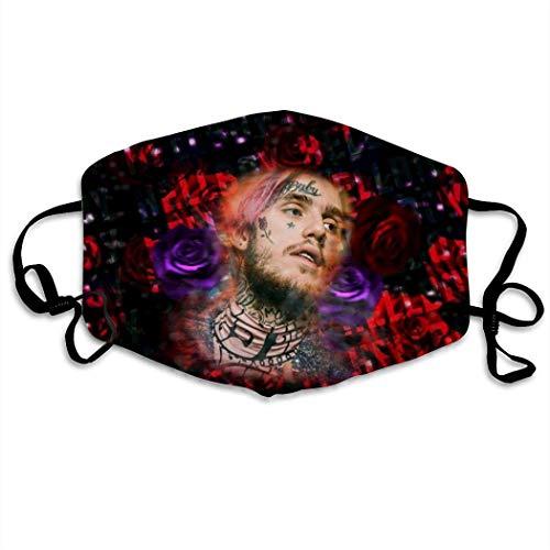 Mond Masker, Lil Peep Wasbaar Herbruikbaar Gezichtsmasker, Mode Mond Masker Verstelbare Oorlus Polyester Masker