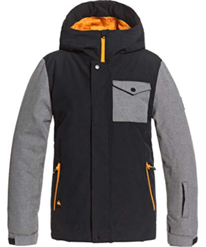 Quiksilver Boy's Ridge Snow Jacket (Large)
